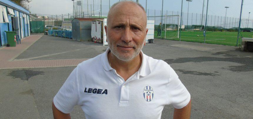 """Savona, mister Errico commenta la sconfitta con la Sanremese:""""Dobbiamo crescere"""""""