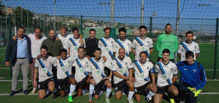 Carlin's Boys, poker di reti all'Area Calcio Andora: a segno Astegiano, Cuneo e doppietta di Franzone