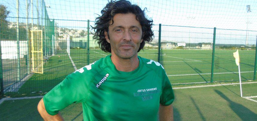 """Virtus Sanremo – Mister Moroni commenta la sconfitta con la Carlin's Boys:""""Finalmente hanno vinto un derby. Obiettivo? Arrivare ai play-off"""""""