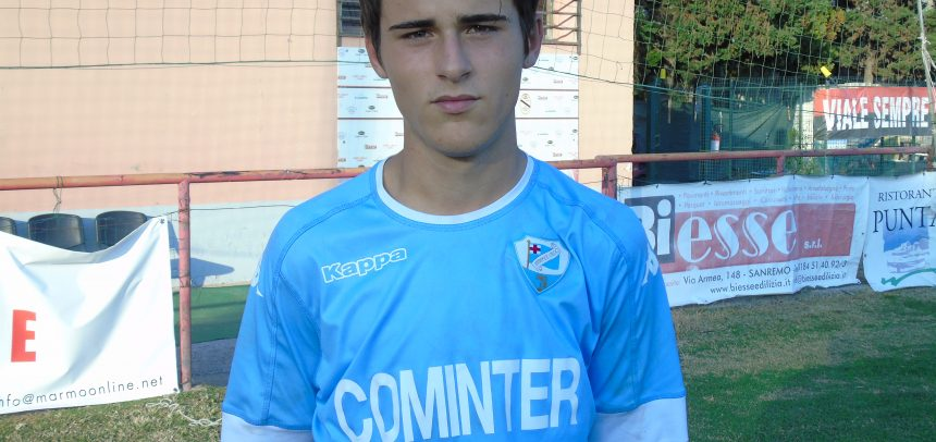 Juniores Nazionali, Simone D'Agnano è il Man of the Match di Sanremese-Lavagnese 5-4