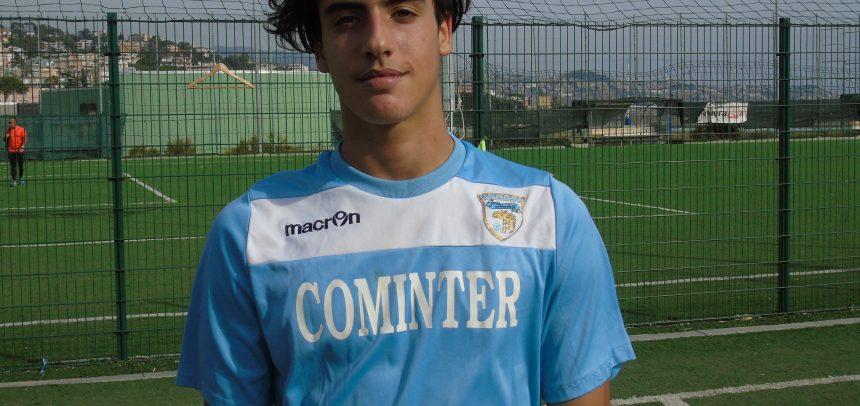 Allievi 2001, è Paolo Calderone il Man of the Match di Sanremese-Finale 10-0