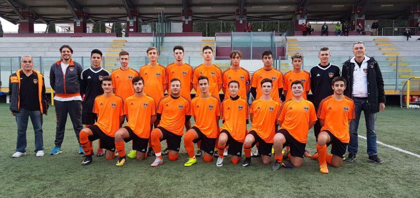 Juniores Ospedaletti, grande vittoria per gli Orange che battono l'Alassio FC 5-4: a segno Biffi, Cavicchia, Ventre e Macrì