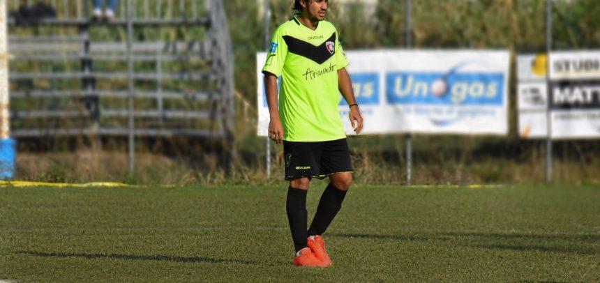 """Dianese&Golfo, il """"Cobra"""" Alessandro Greco in gol col San Bartolomeo:""""Contento di aver vinto il derby, una grande emozione giocare e segnare nello stadio della mia città"""""""