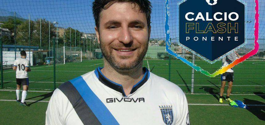 """Carlin's Boys, Davide D'Attanasio commenta il pari con il Soccer Borghetto:""""Il rigore su Carparelli? Un regalo dell'arbitro"""""""