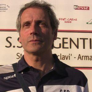 """Borzoli, mister Varlani commenta la sconfitta con il Taggia:""""Partenza non all'altezza, Taggia squadra di altissimo livello"""""""