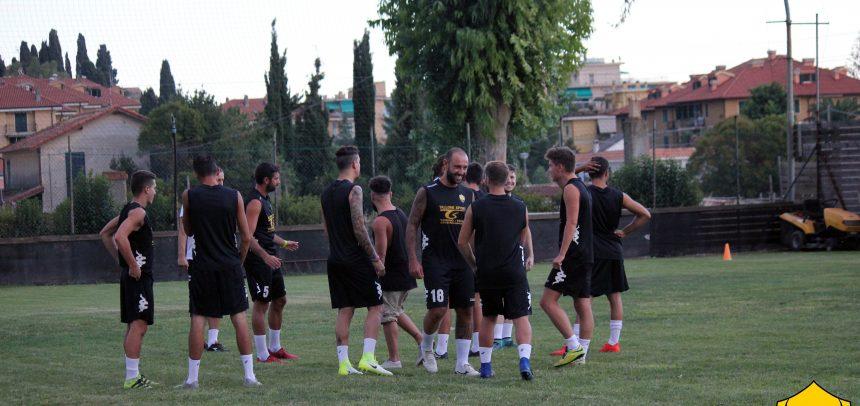 Cervo FC, i convocati di mister Vindigni contro il Borgio Verezzi