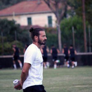 """Cervo FC, mister Vindigni: """"La prima posizione fa sicuramente bene al morale"""""""