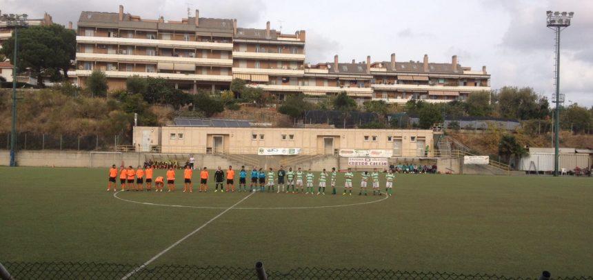 Promozione A, l'Ospedaletti sconfitto dal Legino 4-2