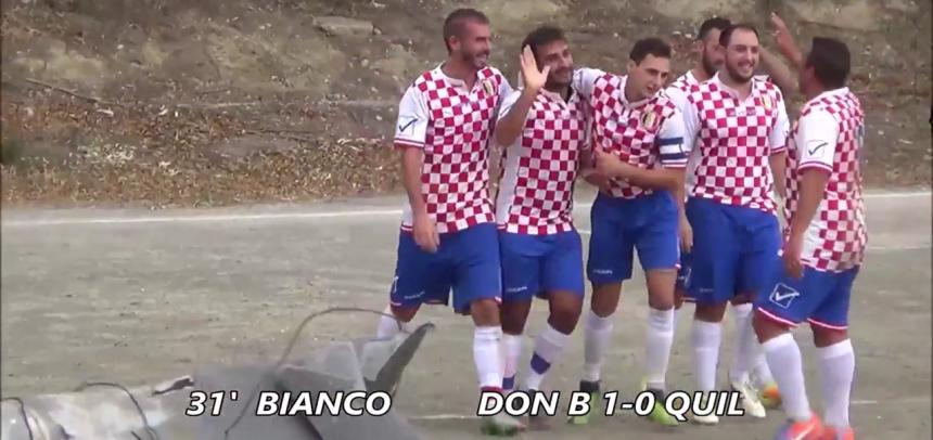 Gli Highlights di Don Bosco Valle Intemelia-Quiliano&Valleggia 1-0 by Franco Rebaudo