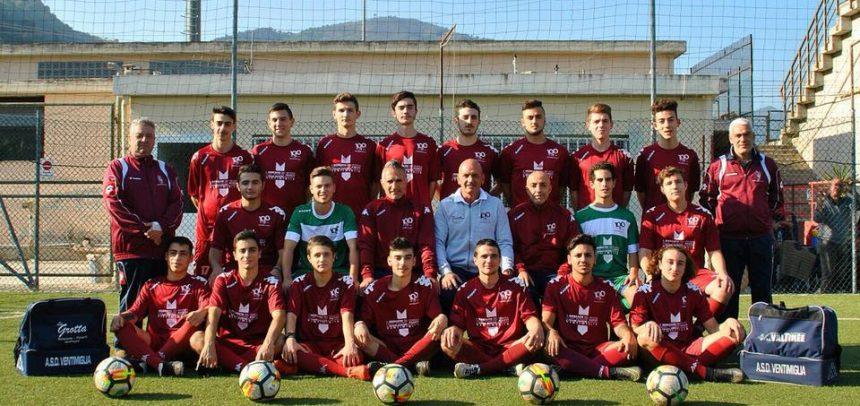 Eccellenza, gli Highlights di Ventimiglia-Rivarolese 3-3
