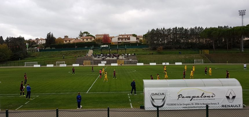 Serie D Girone E, San Donato Tavarnelle-Argentina 2-0