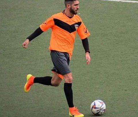 """Ospedaletti, capitan Fabio Sturaro in gol nel pareggio per 1-1 sul campo della Cairese:""""Siamo un gruppo capace di tenere testa alle favorite"""""""
