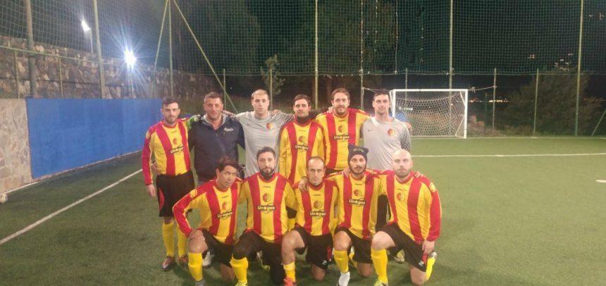 Calcio a 5, il Taggia supera la Coldirodese 7-4: poker di Capuccini, doppietta per Sangiovanni e autorete