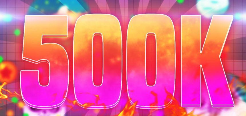 Calcio Flash Ponente festeggia il mezzo milione di accessi al sito in appena 17 mesi