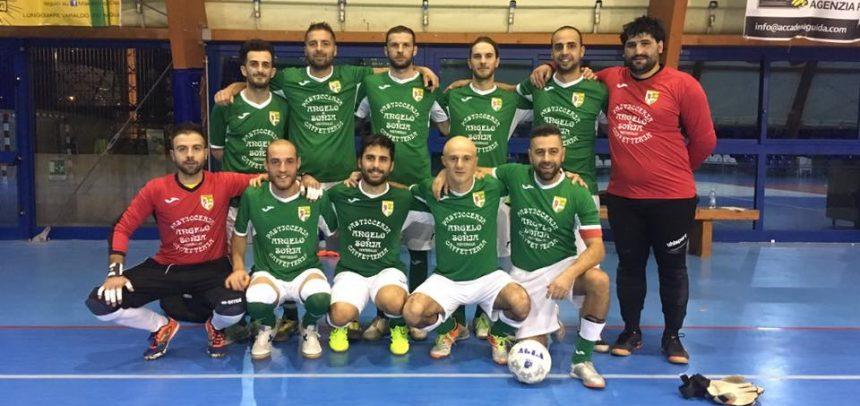 Calcio a 5, Airole FC sconfitto dall'Ospedaletti 4-3