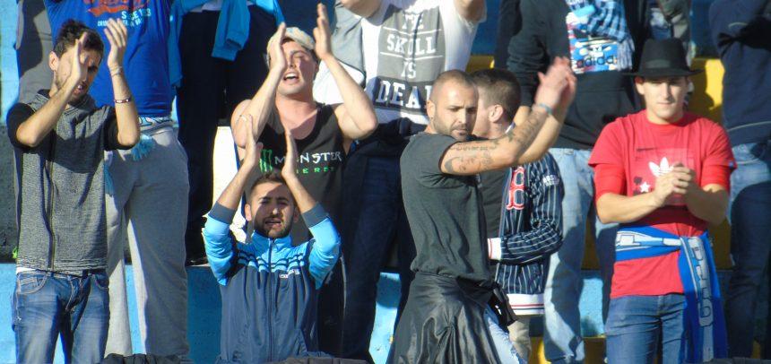 Sanremese-Savona si gioca anche sugli spalti, le foto e i video alle due tifoserie