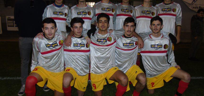 [Video] Juniores Taggia, i gol di Chariq e Mouez contro la Nolese