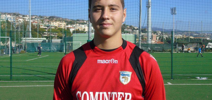 E' Michele Brizio il Man of the Match di Sanremese-Albissola 4-2