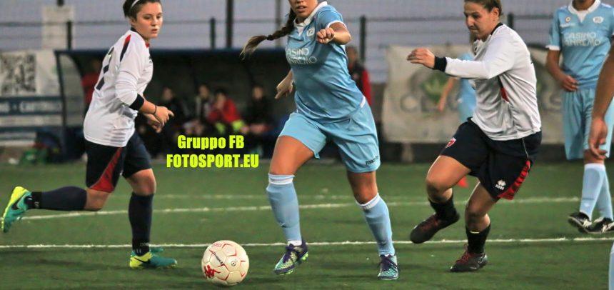 Calcio Femminile, le foto di Sanremese-Vado 3-0 by Fabio Pavan