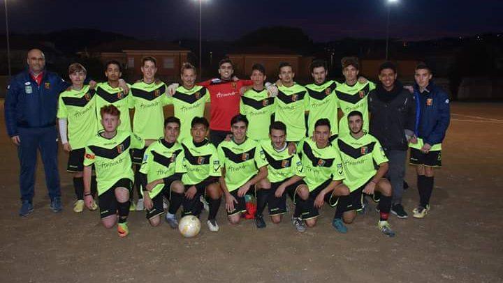 Juniores Regionali 2°Livello, gli Highlights di Dianese&Golfo-Nolese 8-2