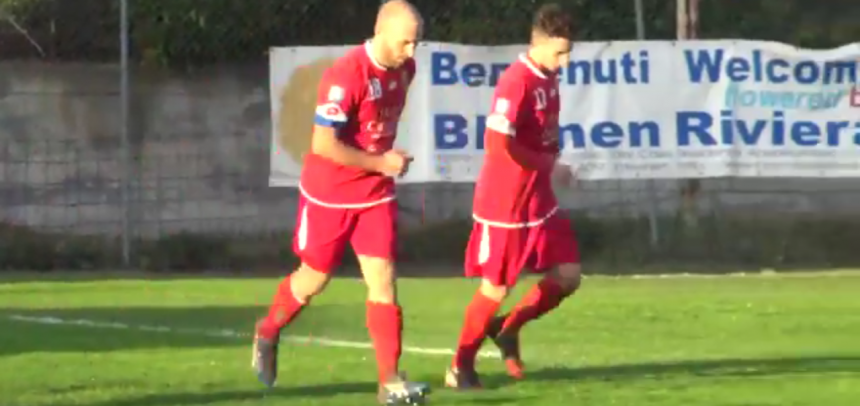 [Video] Dianese&Golfo, il gol su rigore di Fabio Di Mario contro la Sanstevese
