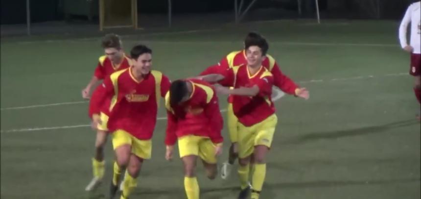 """Juniores Taggia, Diego Nasi in gol contro il Ventimiglia:""""E' stata una bella soddisfazione"""""""