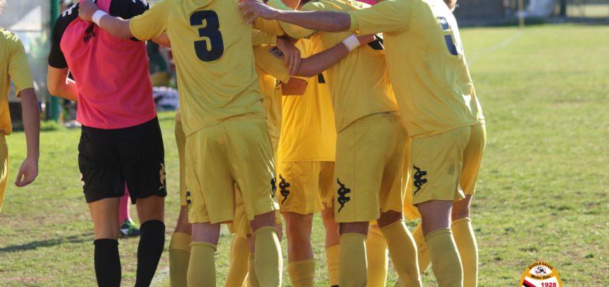 [Video] Serie D Girone E, il gol di Emmanuele Piras contro il Ligorna