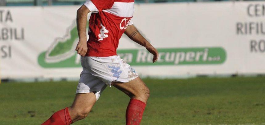 Sanremese, Max Taddei squalificato per il derby con il Savona