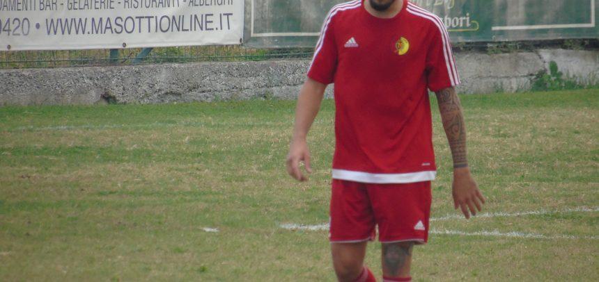 """Taggia, Elia Ambesi ancora decisivo:""""La squadra ha messo la giusta cattiveria. Il gol lo dedico a me stesso"""""""
