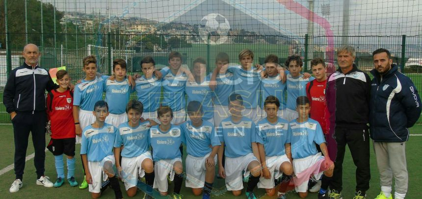Sanremese Calcio – I Giovanissimi battono il Vado 5-3: tripletta per Coccoluto e gol di Elettore e Gatti