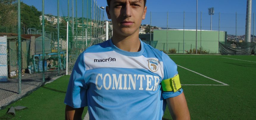 Allievi Regionali, Michele Scarella è il Man of the Match di Sanremese-Vado 1-0