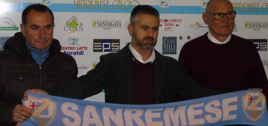 Sanremese Calcio – Le interviste a mister Costantino e al direttore sportivo Ciaramitaro
