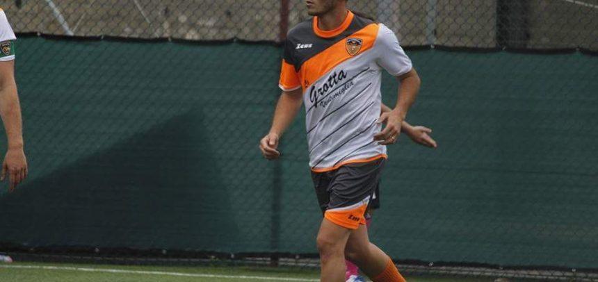 """Calciomercato, Andrea Giglio è un nuovo giocatore dell'Ospedaletti:""""Contento di essere qui"""""""