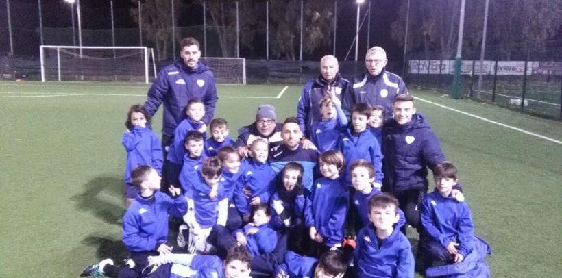 Generazioni Biancoazzurre: primo appuntamento tra Scuola Calcio e Prima Squadra