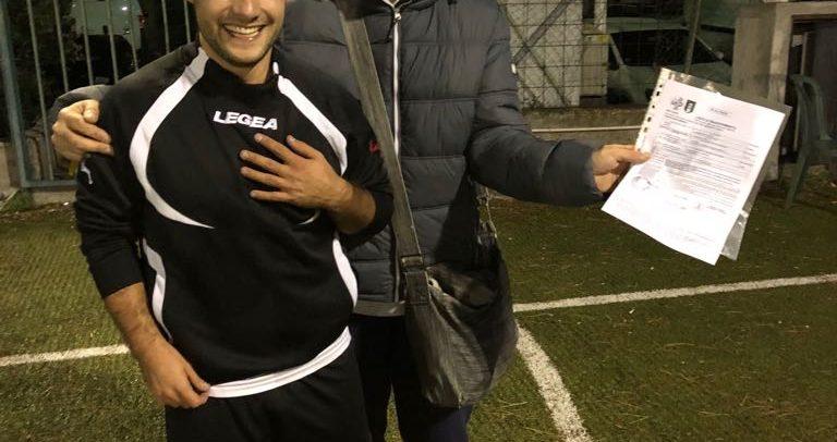 UFFICIALE: Enrico Pinasco è un nuovo giocatore del San Bartolomeo Calcio