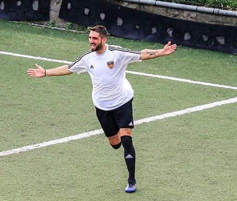 L'Ospedaletti supera il Borzoli 3-2: doppietta per Fabio Sturaro e gol di Miceli