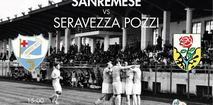 Serie D Girone E, gli Highlights di Sanremese-Seravezza Pozzi 1-3