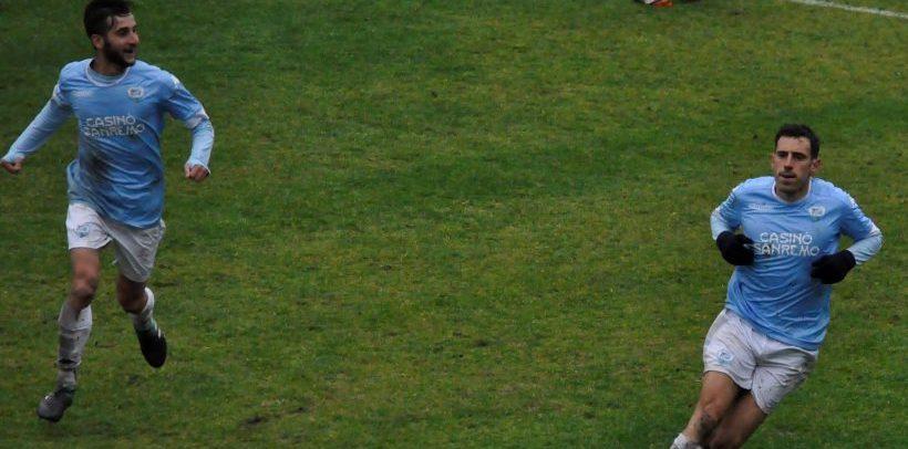 Sanremese Calcio – Buona la prima per mister Costantino, Scalzi e Taddei firmano la vittoria contro il San Donato Tavarnelle