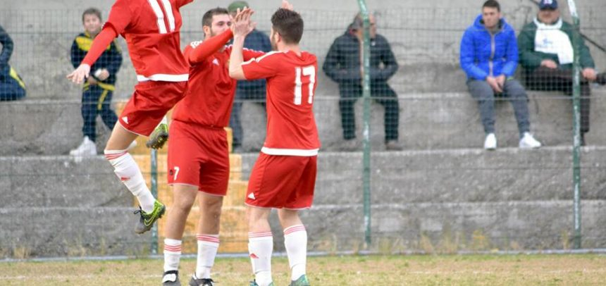 """Taggia, Giorgio Brizio protagonista contro la Loanesi:""""Dedico il gol alla mia fidanzata"""""""