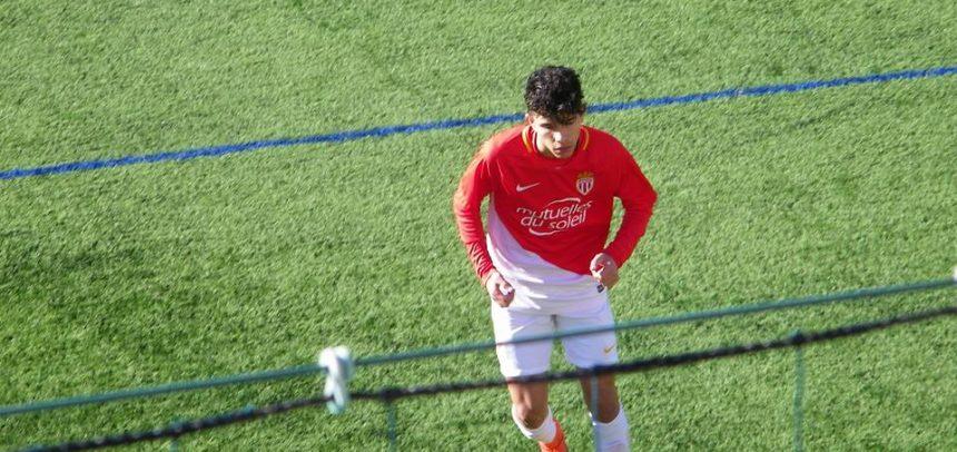 Matteo Eordea decide con un gol il derby Monaco-Nizza