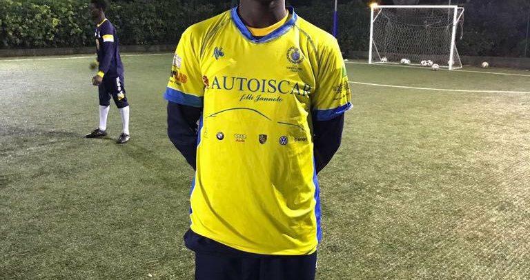 San Bartolomeo Calcio, il centrocampista classe 2000 Badiane Vieux convocato dal Carpi FC per un periodo di prova