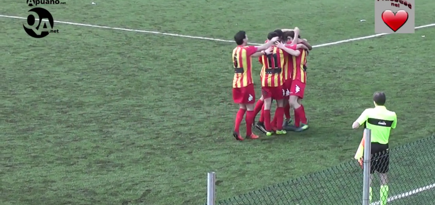 Serie D Girone E, gli Highlights di Finale-Massese 1-2 by Quotidiano Apuano