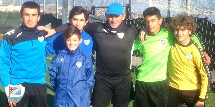 L'allenatore di portieri si allena per formare al meglio: vivere in anticipo le esperienze tra i giovani portieri