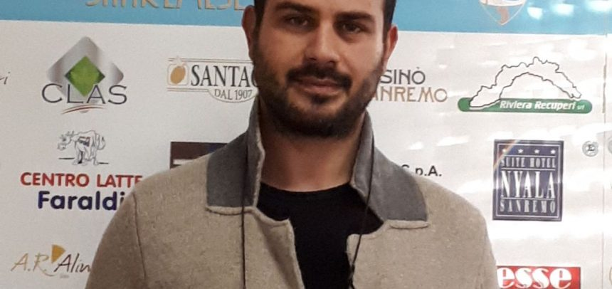 Un match analyst per la Sanremese Calcio, Carmine Alessandria entra a far parte dello staff tecnico biancoazzurro