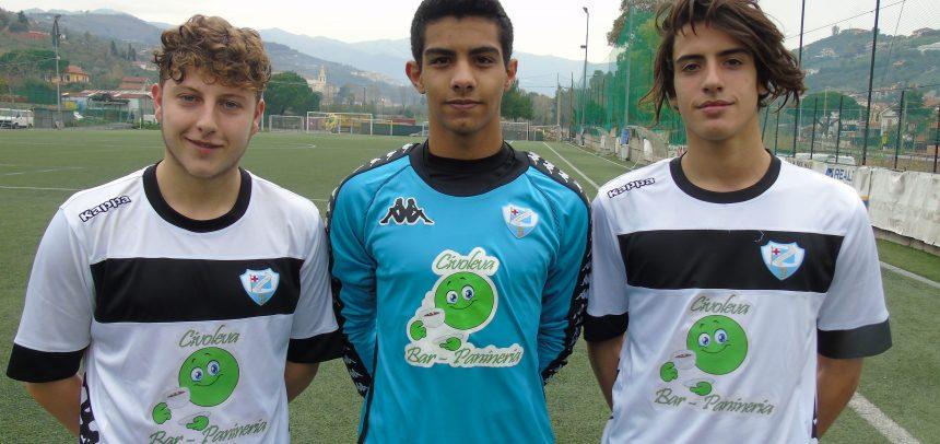 Sanremese Calcio – Badr Asri, Paolo Calderone e Matteo Cino convocati in Rappresentativa Regionale Allievi