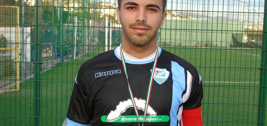 Juniores Nazionali, Luca Crespi è il Man of the Match di Sanremese-Savona 2-2