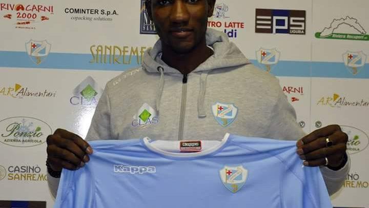 """Sanremese Calcio – Le prime parole di Lamin Jawo:""""Sensazioni positive"""""""