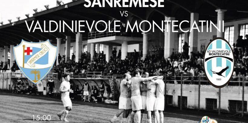 Sanremese Calcio-Valdinievole Montecatini: le formazioni ufficiali