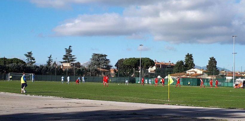 Scandicci-Sanremese 1-3: biancoazzurri primi in classifica