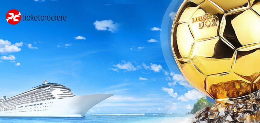 Pallone d'oro del Web Ticketcrociere: ecco chi sono i 6 vincitori dei buoni crociera